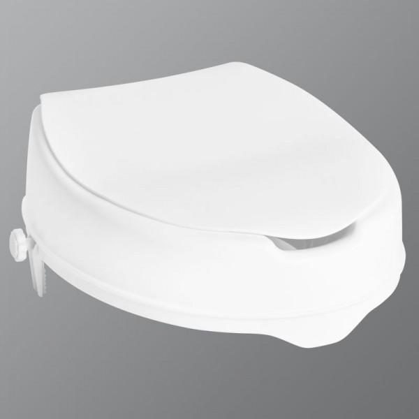 WC Aufsatz mit Deckel